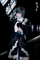 Ciel Phantomhive, faith by hakucosplay