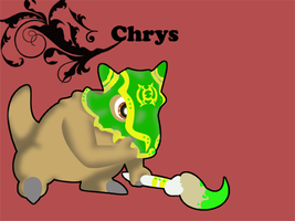 Contest Entry: Chrys by ChinchillaDragoon
