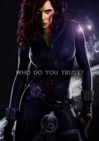 Skrull Teaser- Black Widow by tclarke597