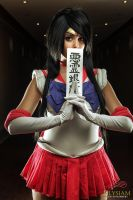 Sailor Mars by GinaBCosplay