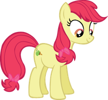 Harmony Crusaders: Apple Bloom by schwarzekatze4