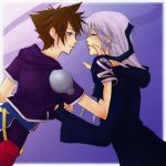 "KH: SoraRiku o3o_""Good Bye"". by ImNanoX"