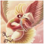 Ho Oh by yandrk