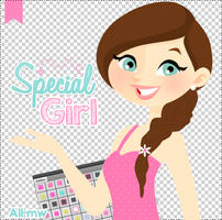 SpecialGirl by allmyworld