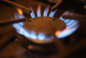 Gas Stove by AtomicBrownie