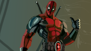 Deadpool! by MrIDrawThings
