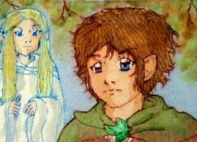 5-11 Will you do it Frodo ... by sawyers-art