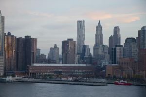 NYC Skyline 002 by FairieGoodMother