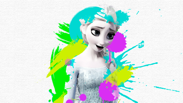 Elsa Edit by Karency-Natura
