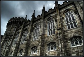 Dublin Castle II by JudgementOfMan