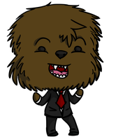 JeromeASF Chibi by RegalChaos