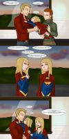 Supergirls v Mr Ninja pg 40 by LexiKimble