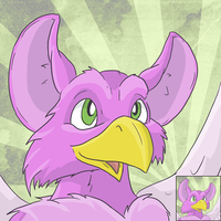 Luvi Icon by Eltharion