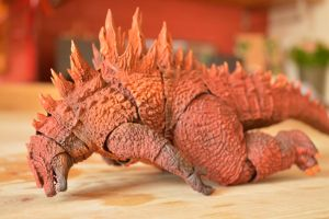 S.H Monsterarts - G14 Poster Image Version 7 by GIGAN05
