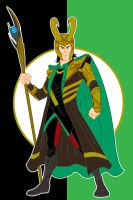 movie loki by AlanSchell