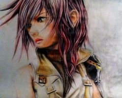 Lightning Farron by Vanguard204