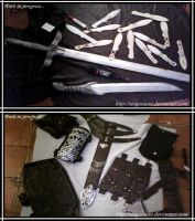 Altair cosplay work in progres by stegosauro