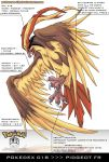 Pokedex 018 - Pidgeot FR by Pokemon-FR