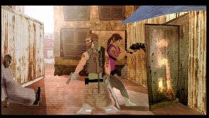 resident evil 5 by 6Thereaper