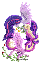 Love and Friendship by GlacialFalls
