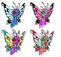 Butterfree Evo by experiments