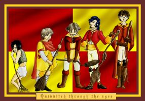 Quidditch through the ages -c by marianus