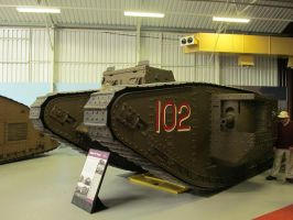 tank fest no17 by SKEGGY