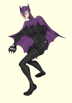 Batgirl -- Project Rooftop by Heroid