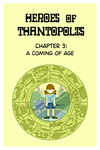 Heroes of Thantopolis ch3 Cover by Strontium-Chloride