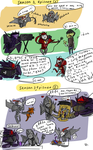 TFP, doodles, S3 Ep 1-2 by Ayej