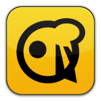 'MusicBee' Icon in Flurry by asmodeopt
