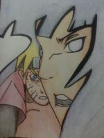 NaruHina I will protect you by GBandit