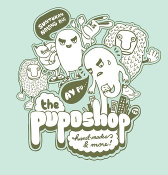The Puposhop by Quiccs