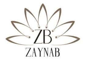 ZAYNAB Logo - project by 1A-Design