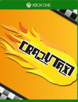 Crazy Taxi Xbox One game cover by UniversalDiablo