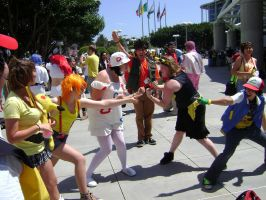 AX09-Earning the Cascade Badge by moonymonster