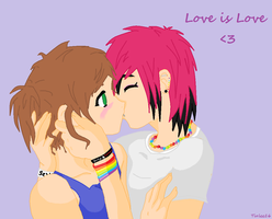 Love is Love by Tizlee16