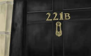 The Address Is 221B Baker Street by Genie27