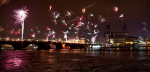 New Year's Eve Dresden by white-ish