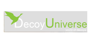 Decoy universe logo by Designproviders