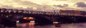 Panoramic Riverside Justice by OPrwtos
