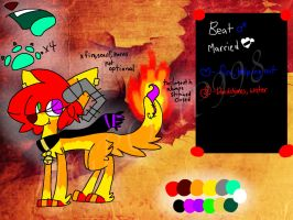 Offcial 2014 Beat Reference Sheet by INSPECTORGH0ST