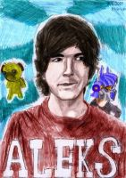 ImmortalHD: Aleks by Jerzu97