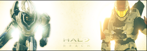Halo: Reach by xTiiGeR