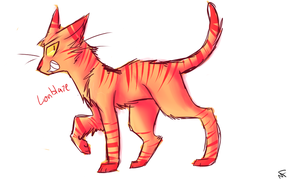 Lionblaze by Nightfawn