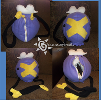 Drifloon BackPack by azumioftreali