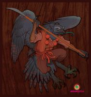 tengu wood by missmonster
