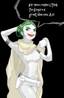 Jokerized Padme by Jokerisdaking