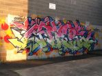 Graffiti in Erie 5 by AnaturalBeauty