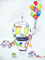 Birthday Bot by MindImplosion